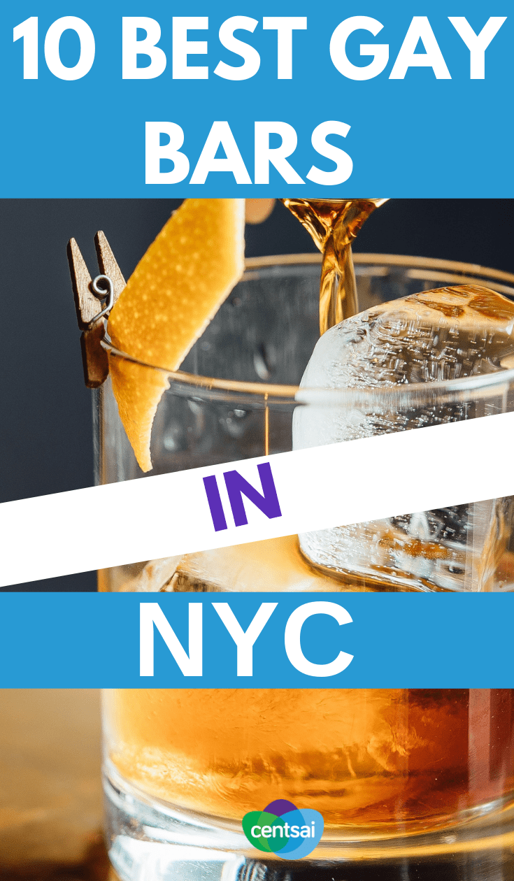 Don't waste your time or money on a dull night out. Whether you're celebrating Pride or just having frugal fun, check out the best gay bars in NYC. #frugalhacks #frugallifehacks #frugaltips