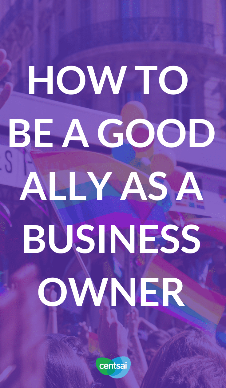 Pride Month shouldn't just be about buying and selling rainbow tchochkes. Learn how to be a good ally both during June and year-round. #FinancialLiteracy #financialfreedom #personalfinance