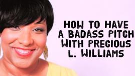 Episode 24: Precious L. Williams