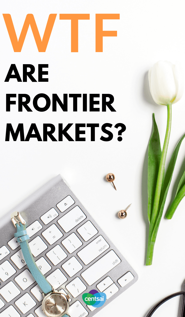 Have you ever considered #investing in countries? Learn what frontier markets are and why you should (or shouldn't) invest in them. #businesssmall #smallbusinessresources #smallbusinessmarketing