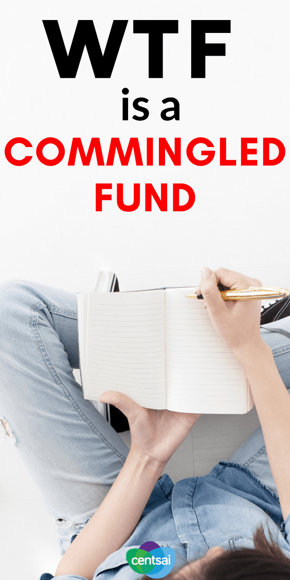 Does your retirement saving account have a commingled fund? You'd be surprised how much it can benefit you. Learn more about this retirement saving tip. #Centsai #retirementidea #retirementplanningtips #daveramseyretirement #Savingmoneytips