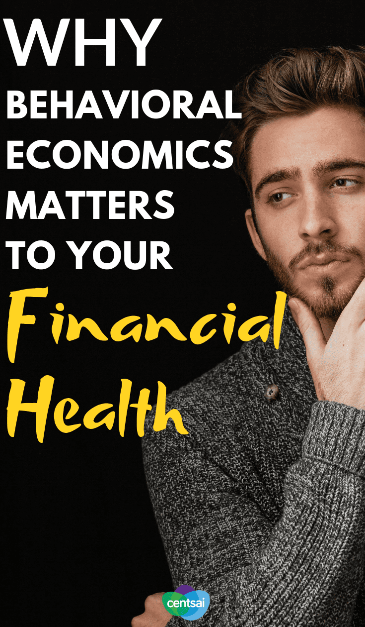 What is behavioral economics? Get the lowdown on how human behavior and finances interact — and how that can affect your wallet. #FinancialLiteracy #financialfreedom #personalfinance #finance #financeplanning