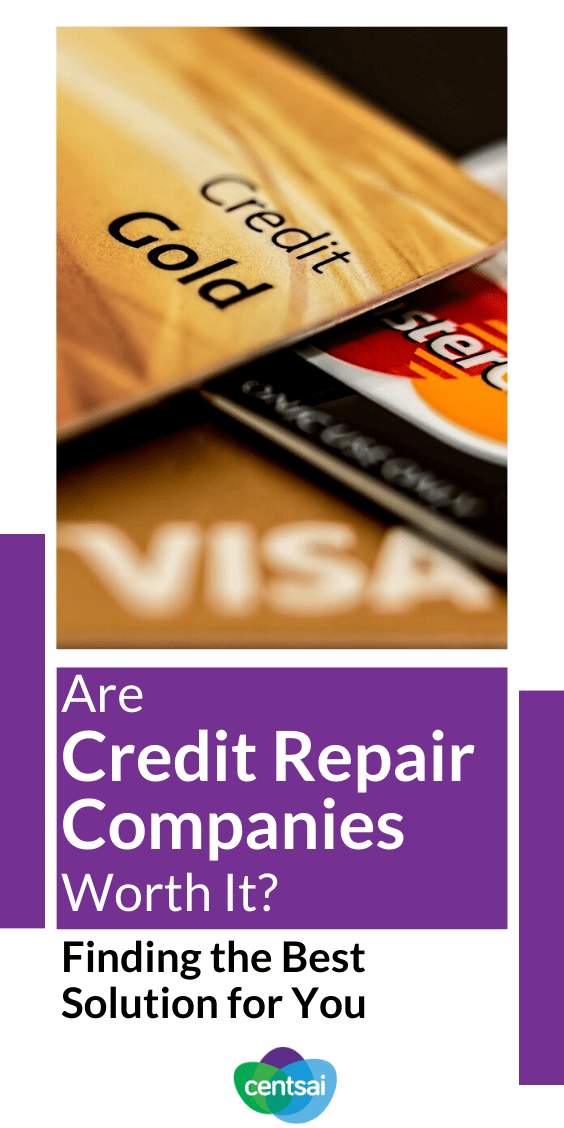 So your credit score is in the dumps. Should you try some DIY, or are credit repair companies worth it? Figure out what's best for you and check out these effective hacks. #improvecreditscore #creditscore #bettercreditscore #buildcreditscore