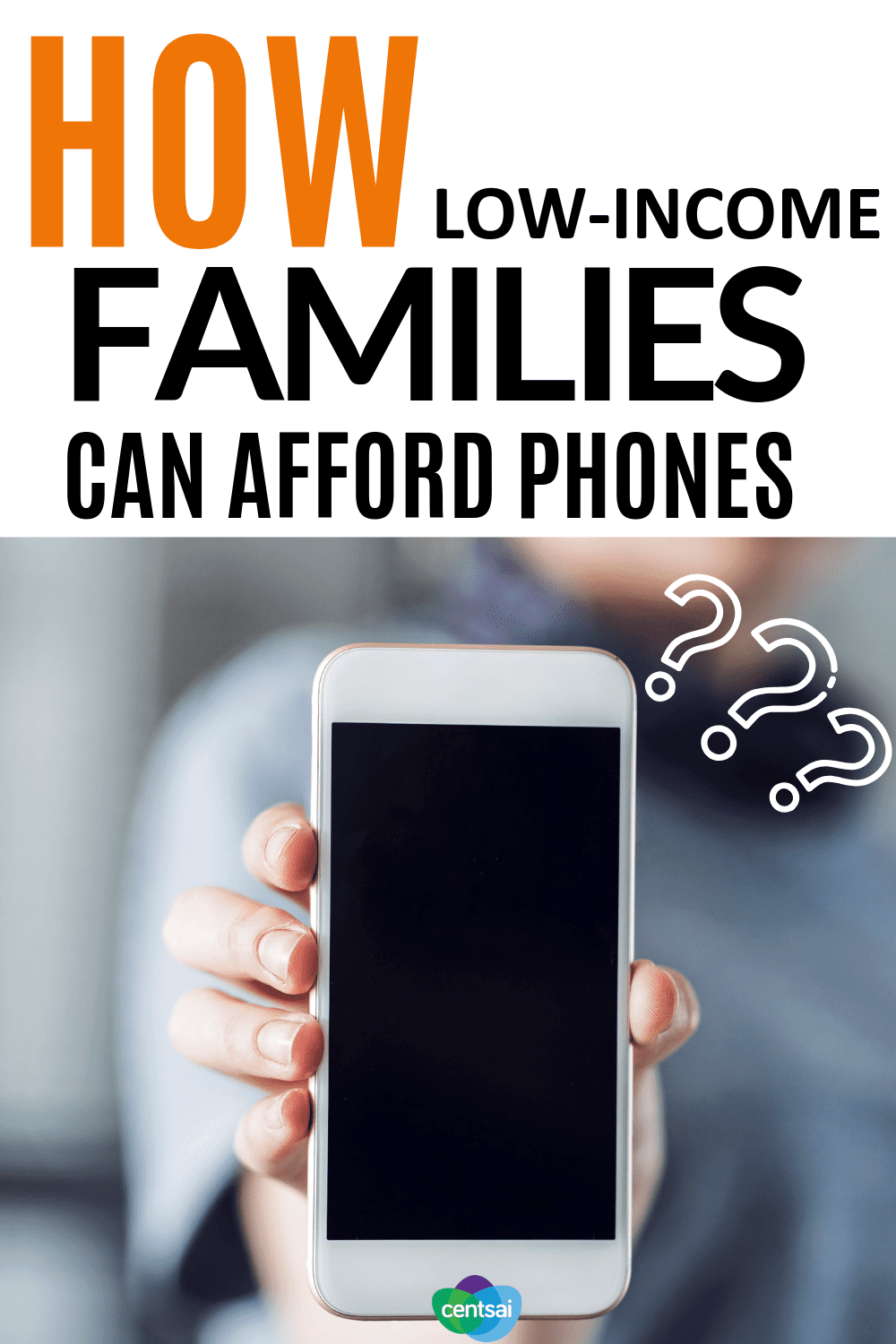 How Low-Income Families Can Afford Phones. If you need a phone, but can't afford it, you're not alone. Learn what Lifeline is and how it can help you get what you need. Learn more and check out this post! #personalfinance #finance #financeplanning