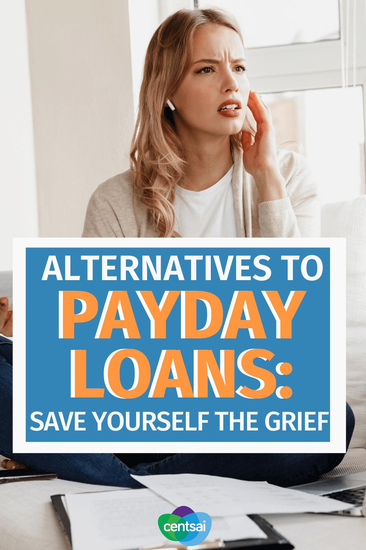 Alternativas a los préstamos de día de pago: ahórrese el dolor