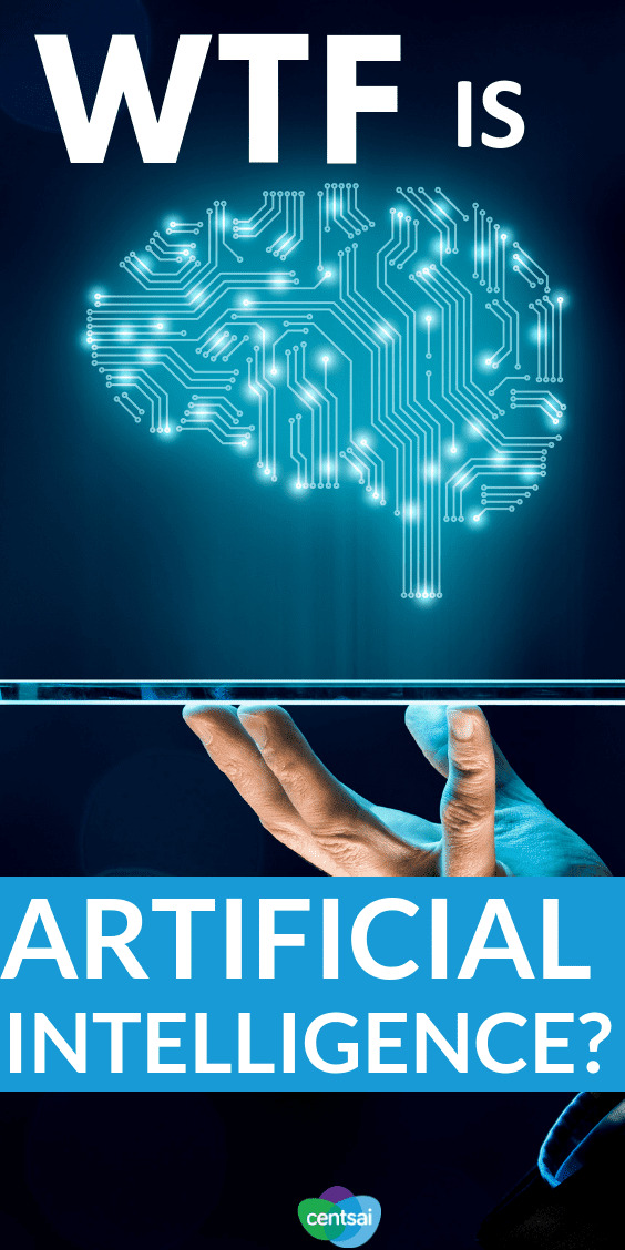 What is artificial intelligence, and what does AI mean for the way we interact with money? Get the lowdown with this great guide. #technology