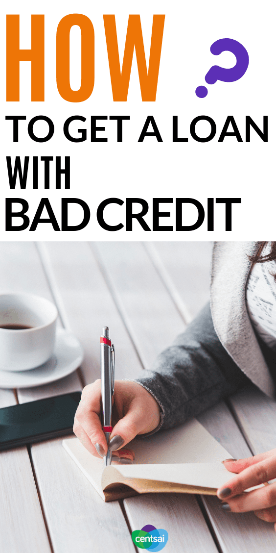 So you need to borrow money, but your credit sucks. Don't sell your pet just yet. Check out these tips for how to get a loan with #badcredit .. #improvecreditscore #creditscore #bettercreditscore #buildcreditscore