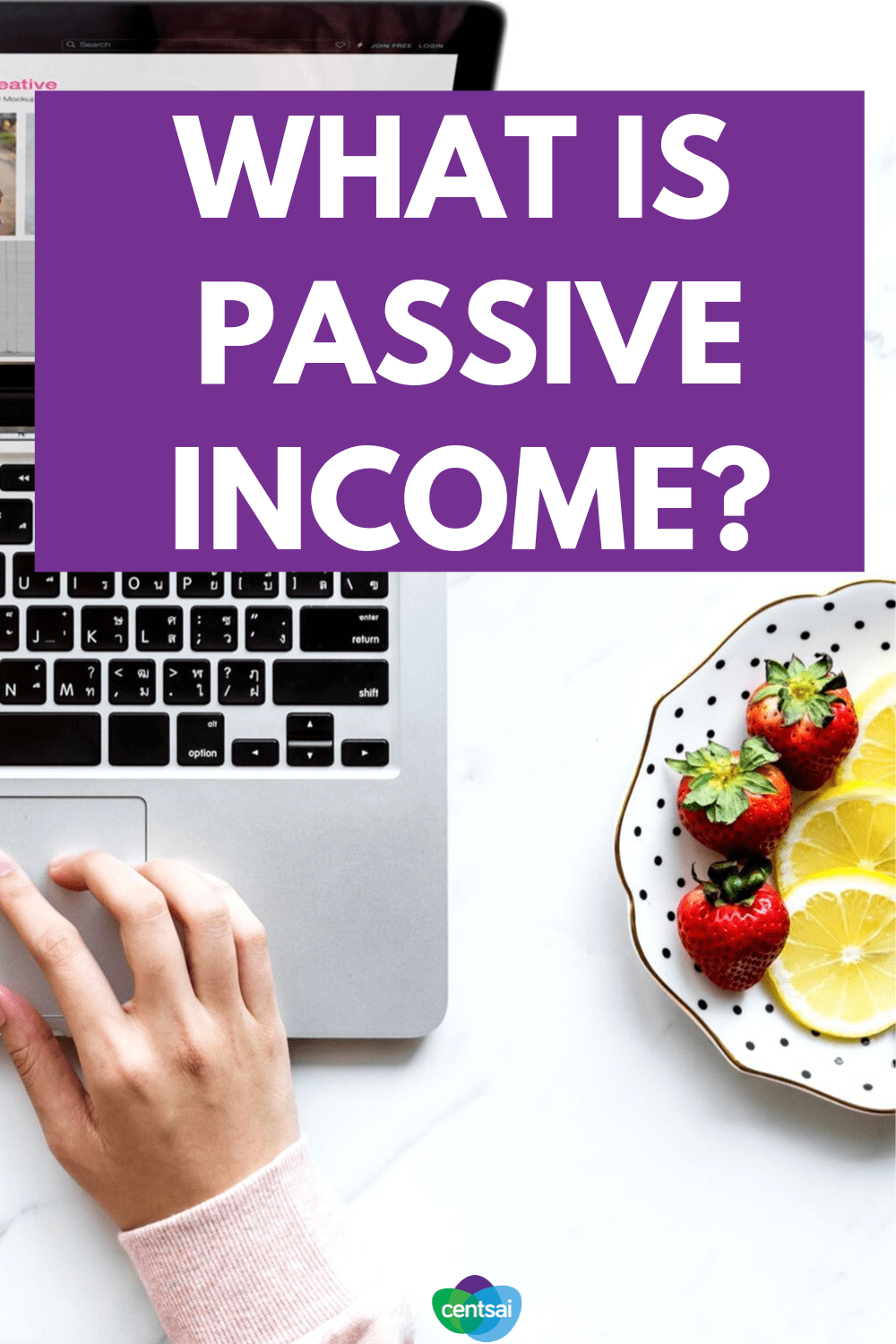 Need some extra money, but have limited time for a side hustle? Learn what passive income for beginners and how it can help to create some extra cash. #sidehustle