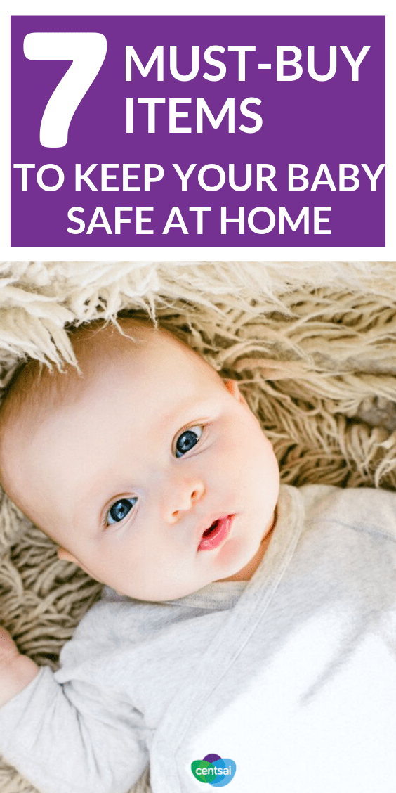 7 Must-Buy Items to Keep Your Baby Safe at Home Keeping a baby safe at home doesn't have to cost a bundle. Make sure you know the essentials and how to save on them so you don't overspend. Check out these ideas and lifehacks. #beingfrugal #frugalideas #frugal