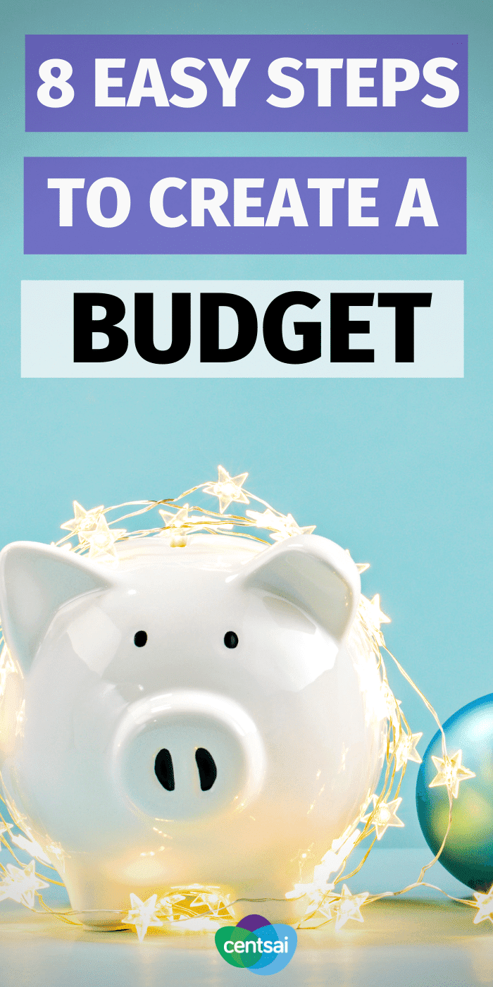 If you struggle with financial planning, you're not alone. But it doesn't have to be tough. Check out these easy steps to create a budget, learn more and get started on your journey to financial wellness. #FinancialLiteracy #CentSai #budgetingtips #Financeplanning #finances