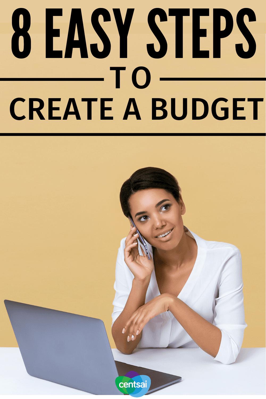 8 Easy Steps to Create a Budget