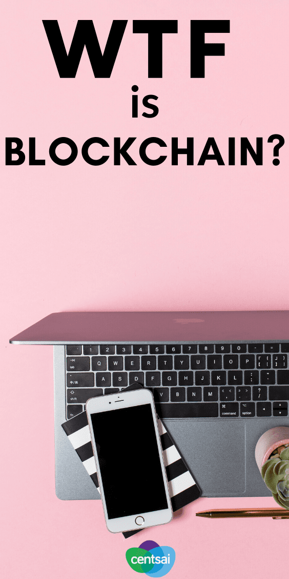 What is blockchain technology? It's the backbone of any cryptocurrency. Read up on how it works in this installment of our 'WTF' column. Check out this simple guide to understand Blockchain Technology and what it promises. #technology #crypocurrency #WTF #CentSai #Whatis