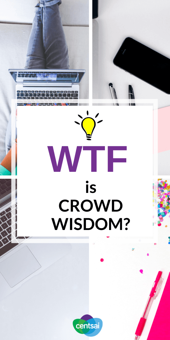 Crowd wisdom has taken on a whole new life with the help of the internet. So what does it mean for our society and the world? #technology #WTF #technology #crowdwisdom
