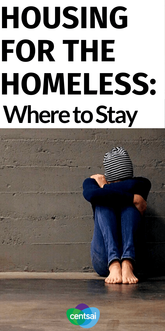 There are a number of alternatives housing-insecure families can turn to when looking for somewhere to stay while homeless. Check out these survival tips and living in the homeless shelter. #CentSai #Survival #shelter #tips