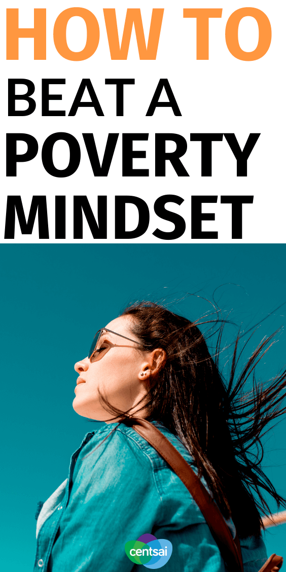 No one chooses to be poor. Sometimes when you're in a funk, it's hard to get out. Learn what a poverty mindset is and how to overcome it. #CentSai #povertymindset #povertymindsetmoney #povertymindsetpeople