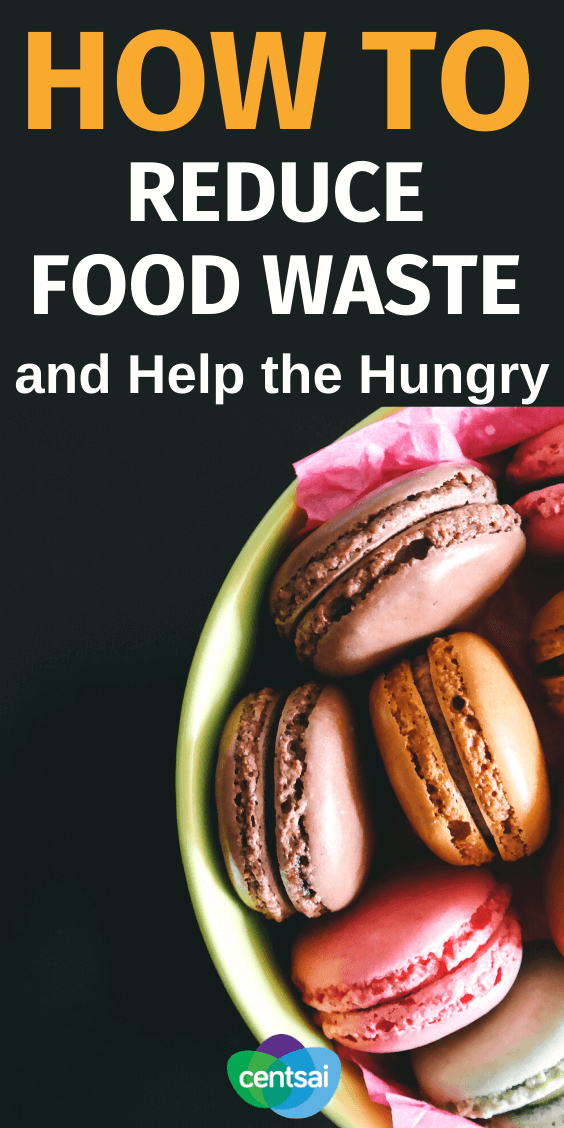 The U.S. has a big food waste problem, even as many Americans go hungry. Learn some tips on how you can reduce food waste while giving back. #CentSai #goodideas #tips #food