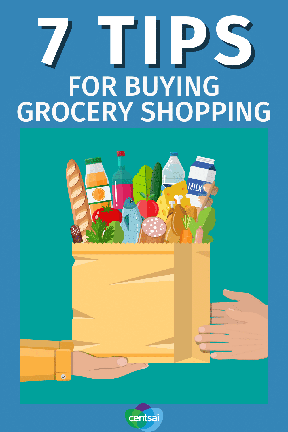 7 tips for buying grocery shopping