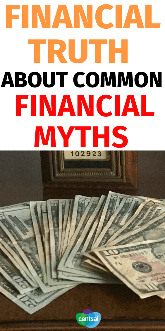 There's no shortage of financial false notions out there. We break down a few common financial mistakes to get to the truth of the matter. #financialmistakes #CentSai #moneymistakes #commonmoneymistakes