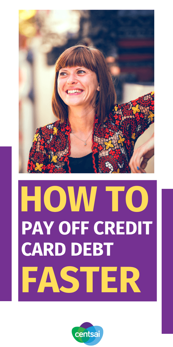 re you struggling to pay off your credit card debt? Feeling overwhelmed by your card's balance? Check out these tips on how to pay off credit card debt fast with the careful use of tools like consolidation loans. #CentSai #payoffcreditcarddebt #tips #payoffcreditcardfast