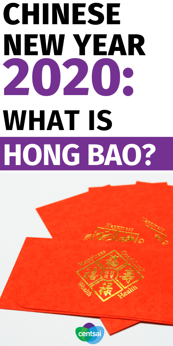 Did you know it's customary in China to receive Hong Bao — red envelopes — from your family during Chinese New Year? Learn all about them. #CentSai #redenvelopemoney #HongBao #ChineseNewYear #Luckymoney