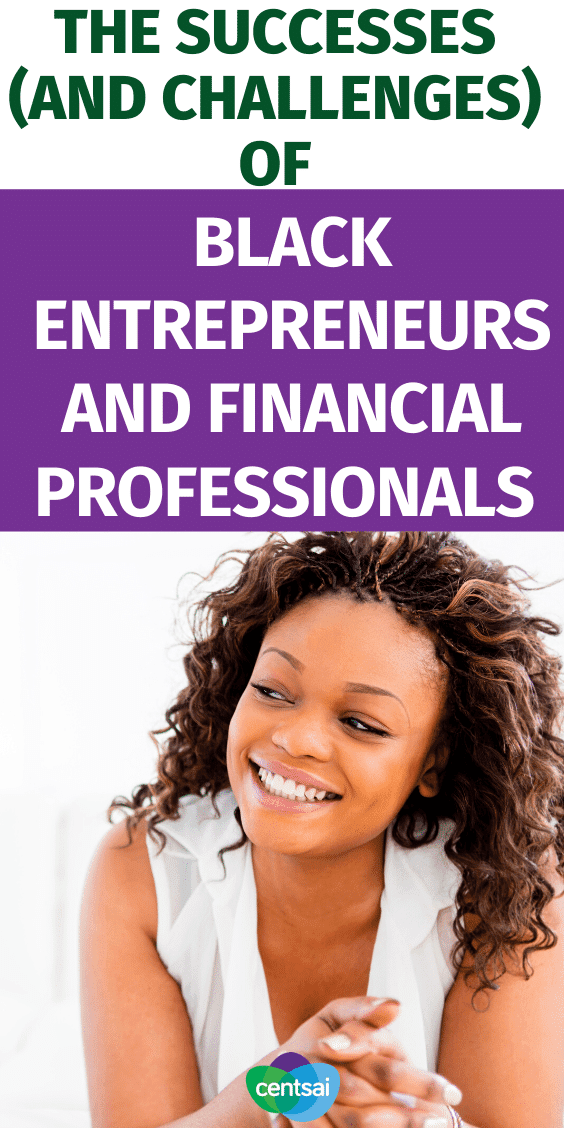 We asked black entrepreneurs and financial professionals to weigh in on their recent wins, setbacks, and goals. See what they had to say. #CentSai #entrepreneurmotivation #Entrepreneur #blackentrepreneurs