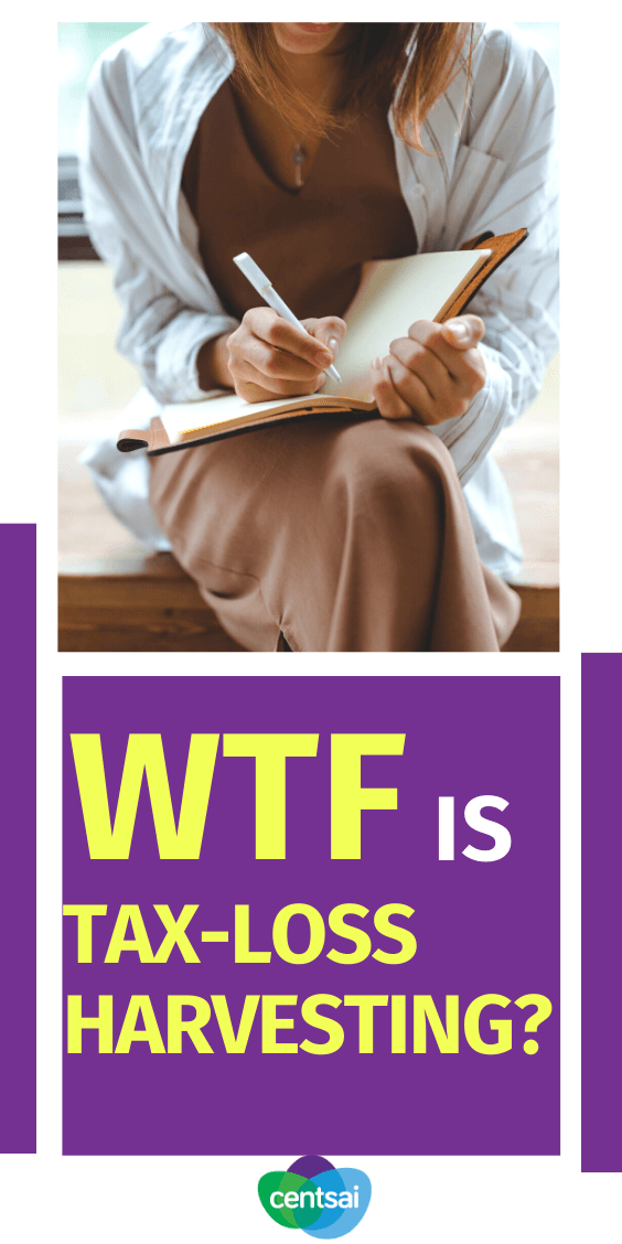¿Qué es la recolección de pérdidas fiscales? Si es un inversor, la recolección de pérdidas fiscales puede ser una decisión inteligente. Pero, ¿qué es exactamente la recolección de pérdidas fiscales? Lee y aprende, joven saltamontes. #inversores #impuestos #impuestos #inversión #CentSai #ideas de inversión