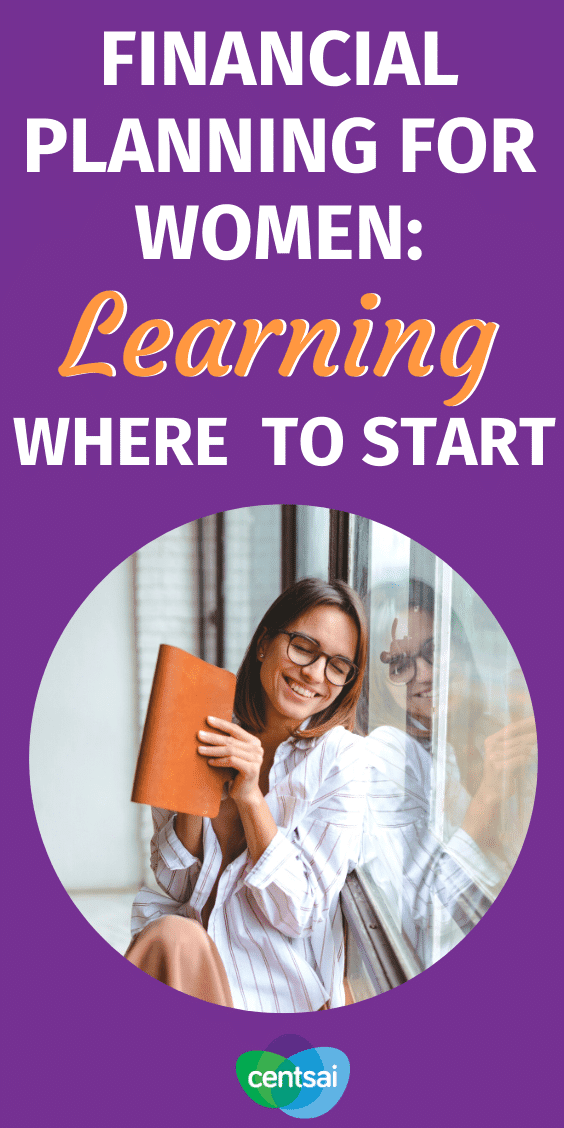 Struggling to sort out your finances? You're not alone. Learn how to get your journey started with our guide to financial planning for women. #CentSai #financialplanning #financialplanningwomen #finances