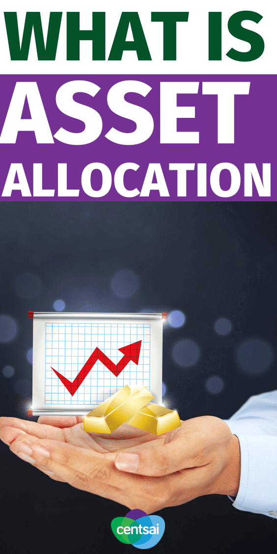 What is asset allocation? It's a complex investing tool, but we break it down and take out the jargon. Check out our explanation. #CentSai #investing #investmenttips #investmentideas #moneyinvestmentideas