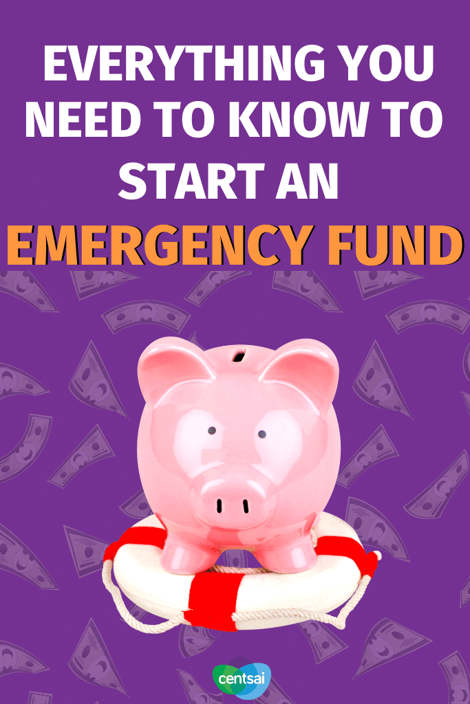 COVID-19 has affected all of us in different ways, but building an emergency fund for such a crisis can help anyone weather the storm. #CentSai