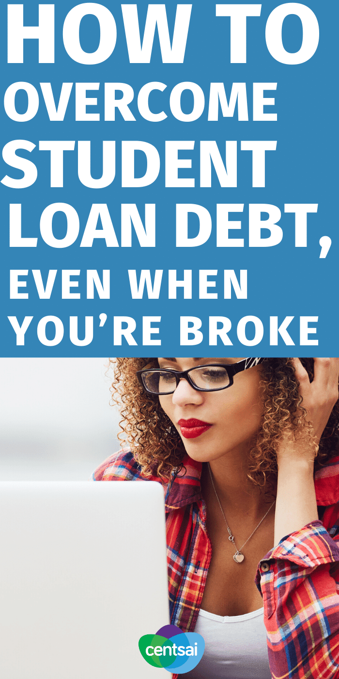 Struggling with the loans you took out to pay for college? Learn how to overcome student loan debt, even when you're broke and stressed. Check out this Status App, the social app for your money. Status privately connects you with peers so you can share financial tips and insights, compare finances, and intelligently manage your money. #CentSai #debtfree #debtpayoff #CentSai #StatusApp #moneymanagement