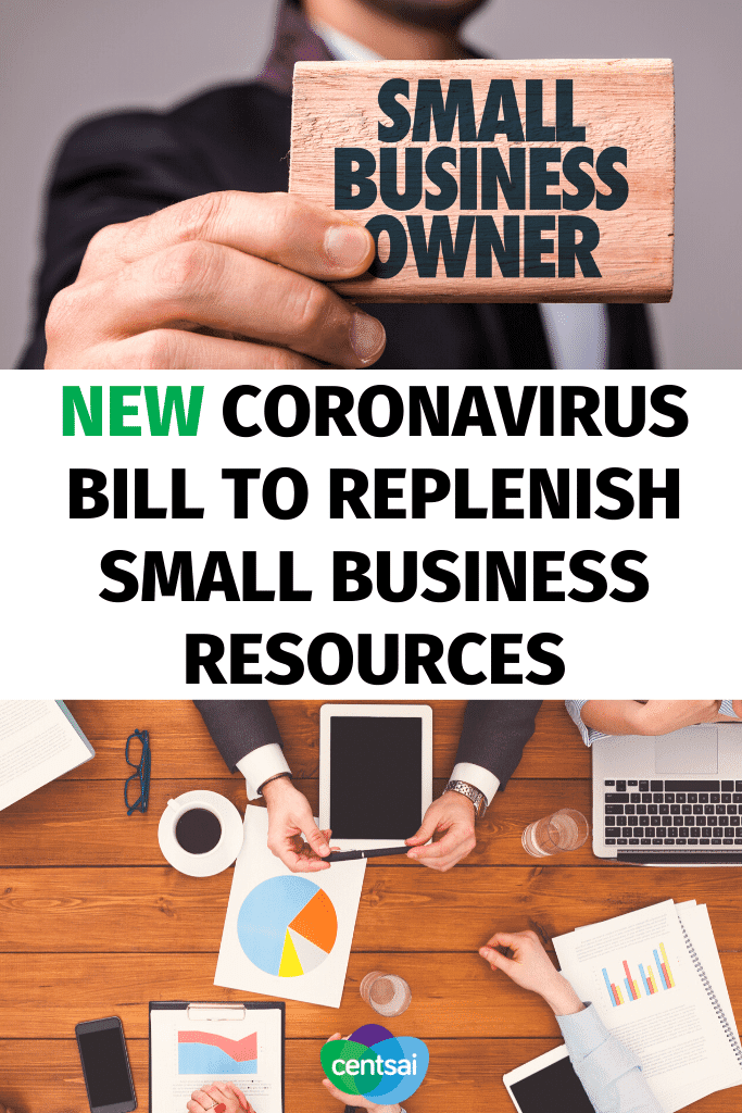 La nueva legislación está preparada para proporcionar el alivio necesario del coronavirus a las pequeñas empresas. Esto es lo que necesita saber sobre el nuevo estímulo. #CentSai