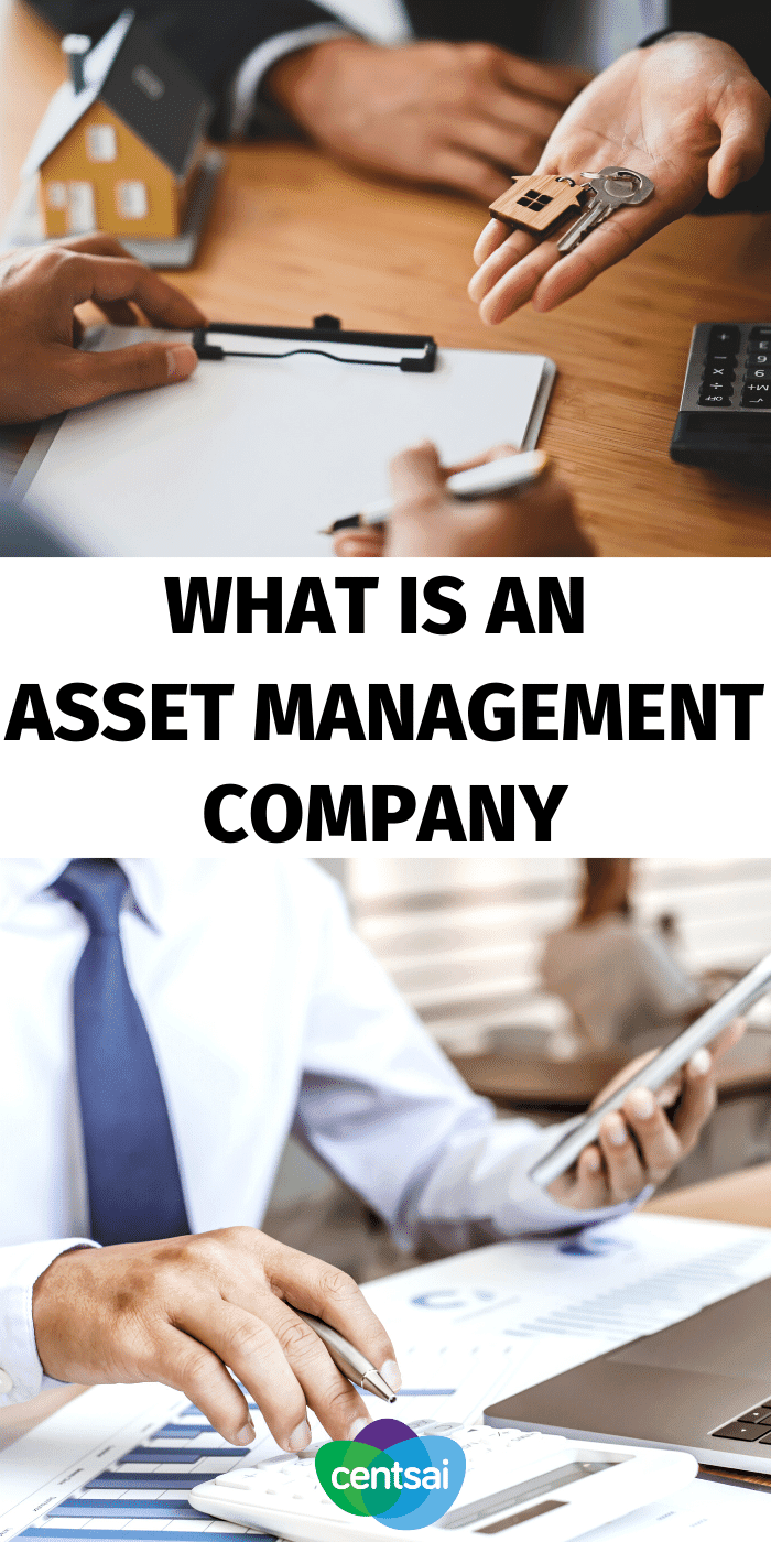 """Do You Know What an Asset Management Company Is? If you're interested in #investing, you've probably heard the term """"asset management company,"""" but what is it, exactly? Read and learn. #CentSai #investingforbeginners #investingmoney #investmentideas #investment"""