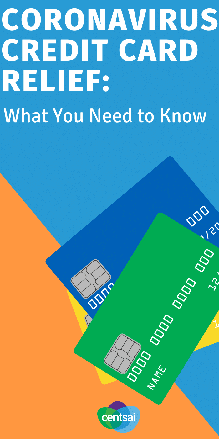 Coronavirus Credit Card Relief: What You Need to Know