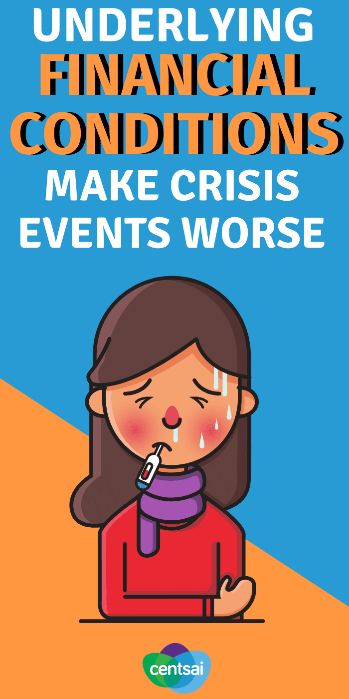 Underlying Conditions Make Crisis Events Worse