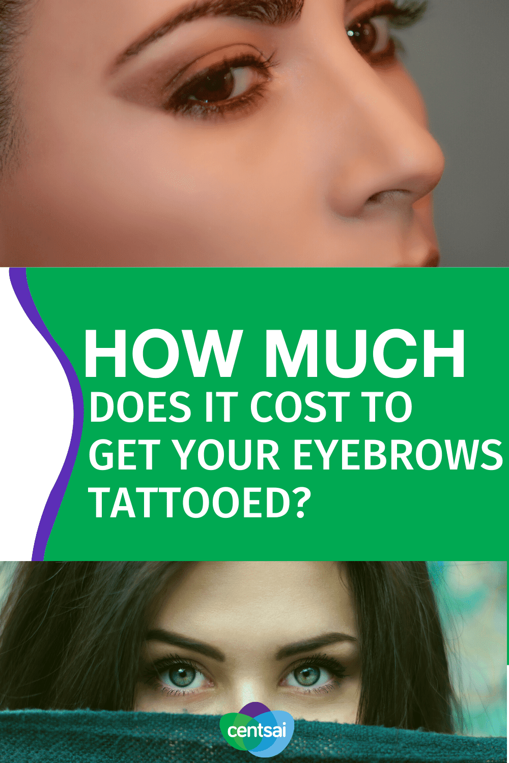 How Much Does It Cost to Get Your Eyebrows Tattooed