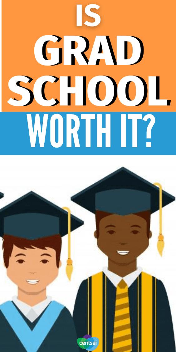 ¿Vale la pena la escuela de posgrado?