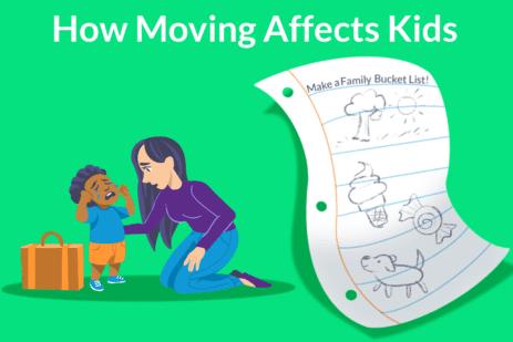cómo el movimiento afecta a los niños