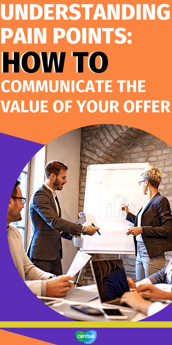 Understanding Pain Points: How to Communicate the Value of Your Offer