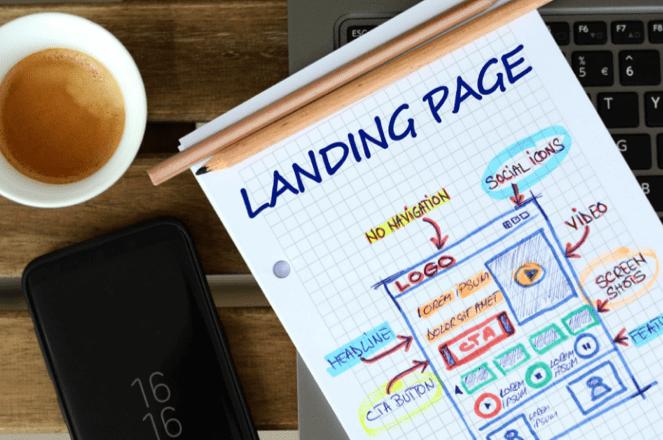Escriba el título del encabezado de una página de inicio con palabras que provengan directamente del avatar de su cliente ideal.