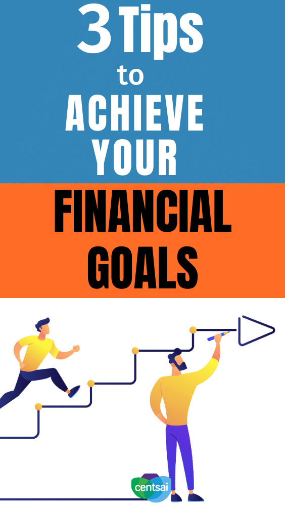 3 Tips to Achieve Your Financial Goals. Looking for tips to achieve your financial goals? This video breaks down three recommendations on managing it all simultaneously. #CentSai #financialgoals #financialliteracy #financialgoals #personalfinance