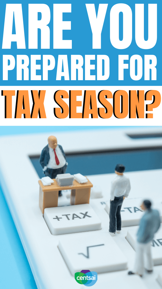 Are You Prepared for Tax Season? There are certain things you need to consider when filing your taxes. Watch this video to see what to know before you file. #CentSai #taxtime #taxes #taxtips