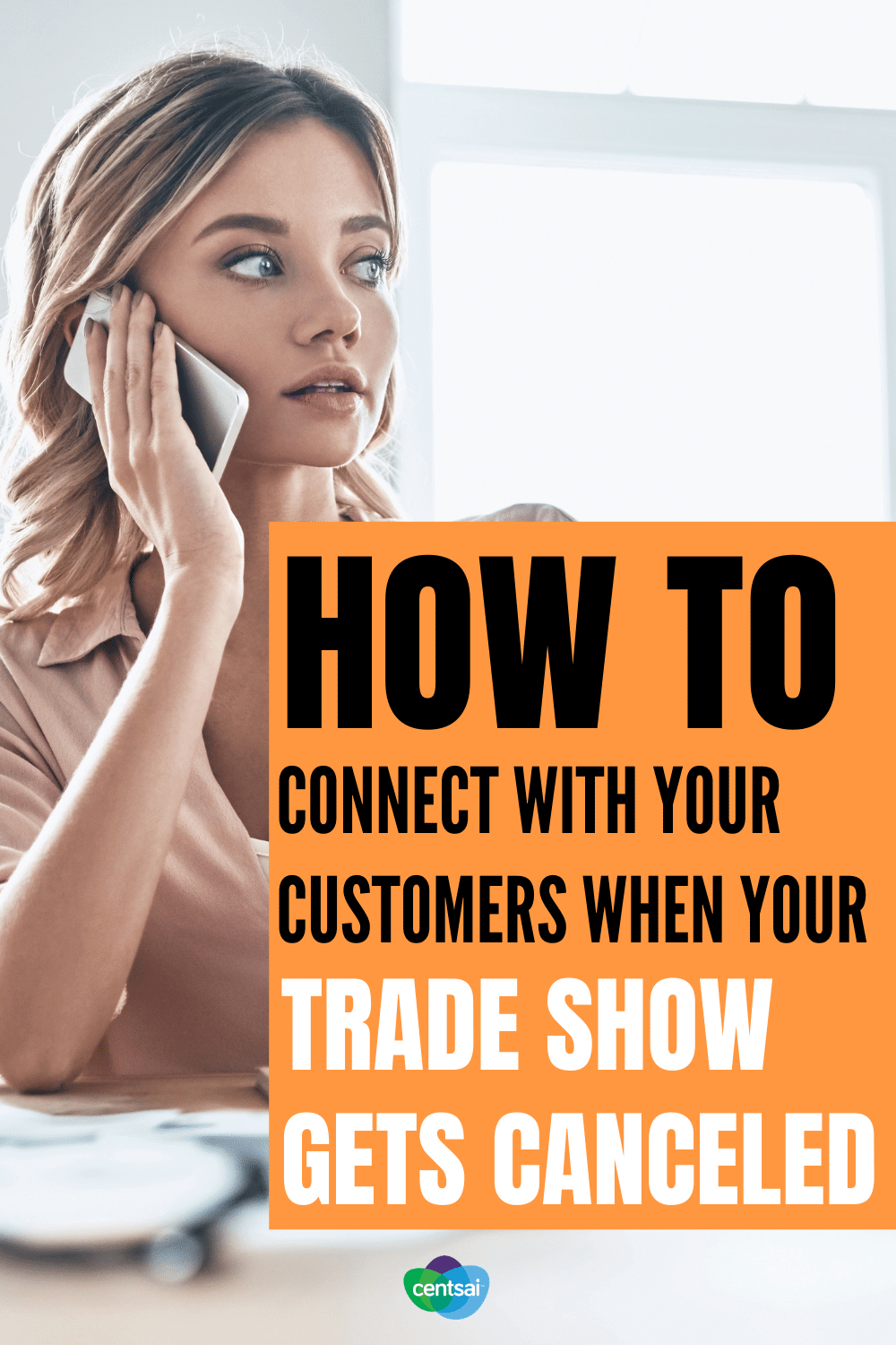 If your 2021 trade show is canceled, there are still ways many ways to network in a digital space. Check out these six recommendations. #CentSai #entrepreneurtips #entrepreneurideas #peertopeer #peertopeernetwork