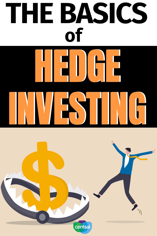 Los fundamentos de la inversión de cobertura. Si un inversor quiere jugar con inversiones de mayor riesgo, la inversión de cobertura puede ayudar a reducir su exposición: esto es lo que necesita saber. #CentSai #HedgeInvesting #investingtips #investingmoney